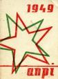 tessera anpi  copertina 1949